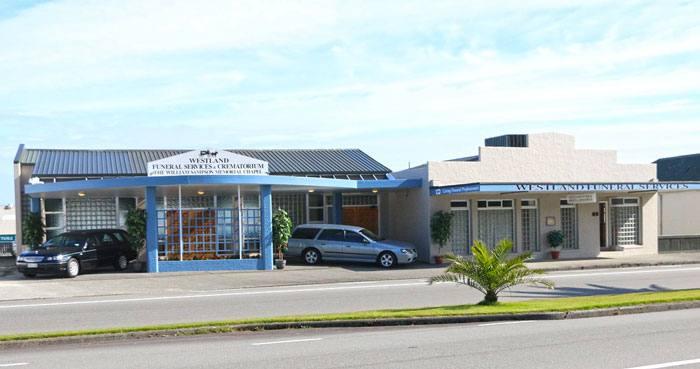 Westland Funeral Services, Greymouth New Zealand
